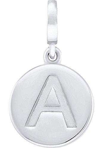 JETTE Silver Damen-Anhänger MY LOVE 925er Silber rhodiniert One Size, silber