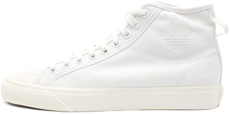 adidas Nizza Hi (Weiß)  Billig und erschwinglich Im Verkauf