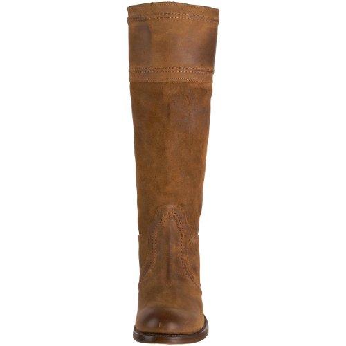 FryeJane 14L - Stivali da Cowboy donna marrone scuro (Marrón)