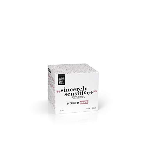 SKINBIOTIC by BABOR I Sensitive Cream Rich I reichhaltige Gesichtscreme für eine beruhigte Haut I 50ml