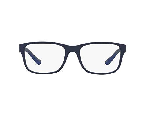 Ray-Ban Herren 0PH2195 Brillengestelle, Blau (Matte Navy Blue), 53