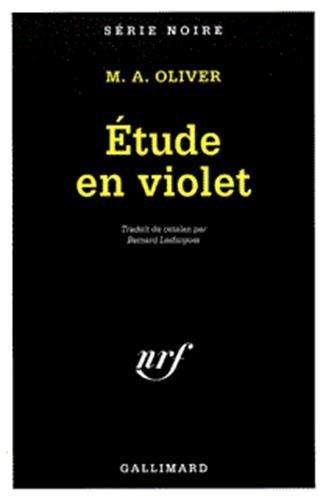 Étude en violet par Maria Antónia Oliver