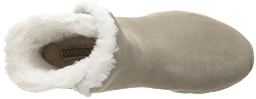 Damen The 400 tpe Beige Stiefel Skechers On Cozies Go SPZxA