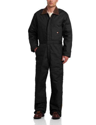 Dickies - - TV239 Premium-Overall Isolierte, Medium x Tall, Black -
