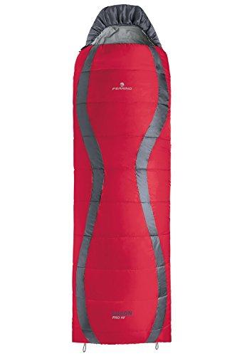 Ferrino 86360BRD Yukon Pro Sq Dx Saccoletto Sintetico, Rosso