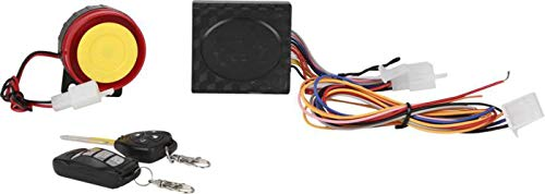 SHOP4U Anti-Theft Security System Alarm with Remote for All Bikes