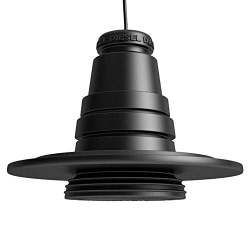 Diesel With Foscarini Tool Grand Lampe Suspendue Nero
