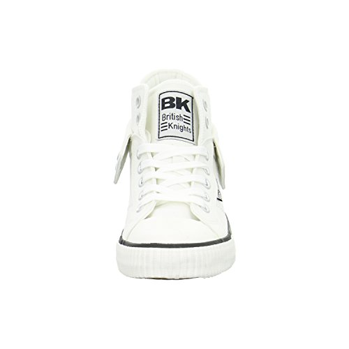 British Knights Roco, Sneakers basses femme Blanc Cassé