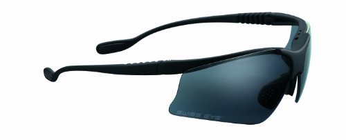 Swiss Eye Sportbrille Stingray M/P, Rubber Black, 40201