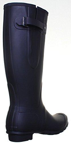 Hunter Original Adj Bottes en caoutchouc Unisexe Noir - Black EK