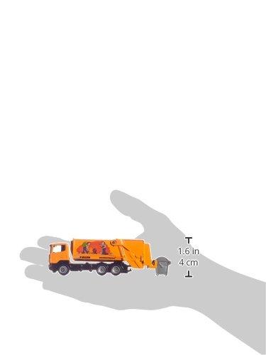 Siku-1890-Vehicule-sans-piles-Camion-poubelle-1-87-eme-metal