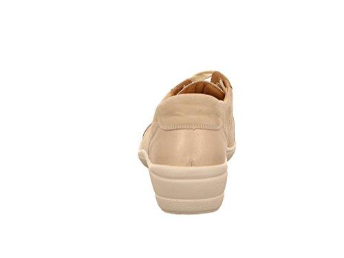 Ganter 32088391200, Scarpe stringate donna Beige