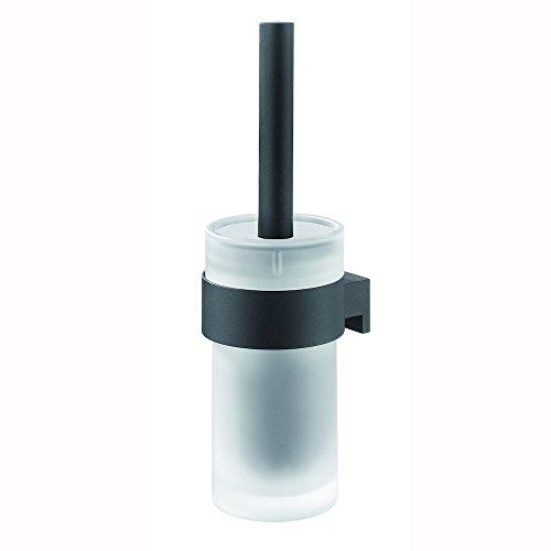 Andrea BA09229 Chrom/é-Papier WC et porte-brosse WC