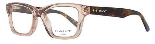 GANT Damen Brille GA4073 49045 Brillengestelle, Pink, 49