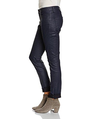 More & More Damen Jeanshose Jeans Hazel Blau (Marine 0375)