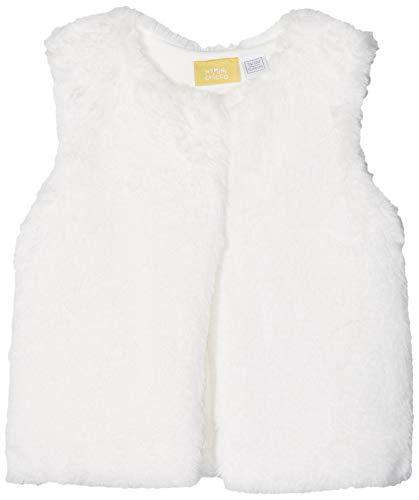 Chicco Baby-Mädchen Weste 09087328000000-030, Weiß (Naturale 030), 80 cm