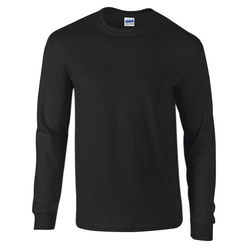 Ultra Cotton Classic Fit Adult T-Shirt - Farbe: Black - Größe: L -