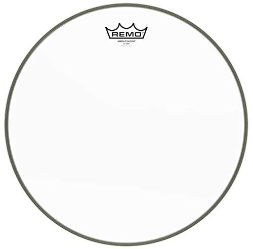 "Remo Ambassador Clear Schlagzeug Tom-Fell 12"""