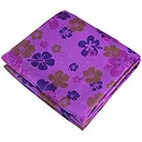 Preisvergleich für XZ Mikrofaser Yoga-Matte Yoga-Handtuch Rutschfeste Super-Absorbierend, Maschinell Waschbar und Schnell Trocknend Kompatibel mit Den Meisten Standard-Yoga-Matten