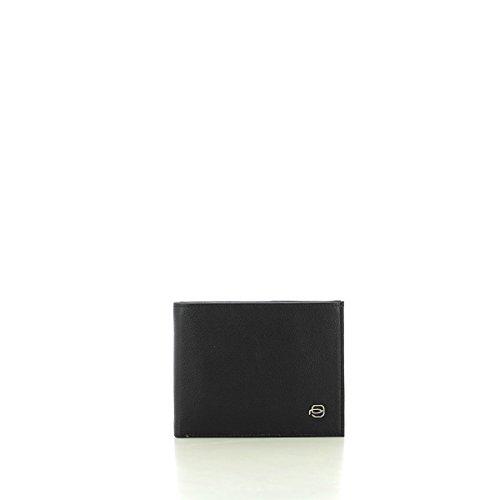 Herren Geldtasche mit Kreditkartenetui NERO