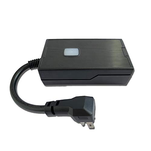 Steckdose Alexa Steckdose Wifi Sprachsteuerung APP Fernbedienung Outdoor Wasserdicht Timing Home Steckdose 110V-240V Außensteckdose