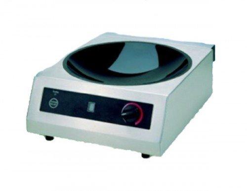 Saro 301-1020Wok a induzione elettrico, coldfire, CW 25