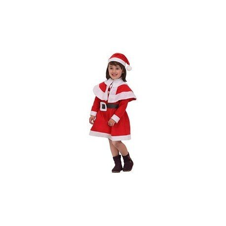 Mama Weihnachtsmann Kostüm - ATOSA-B/Kleiderbügel Mama Kostüm Weihnachtsmann Mädchen T-4