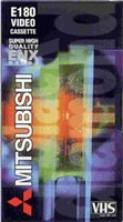 mitsubishi-e-180-super-high-quality-blank-vhs-three-pack