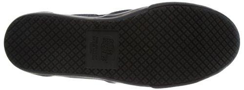 Shoes for Crews Ollie Canvas - Scarpe da Lavoro e Sicurezza Uomo Nero (Black)