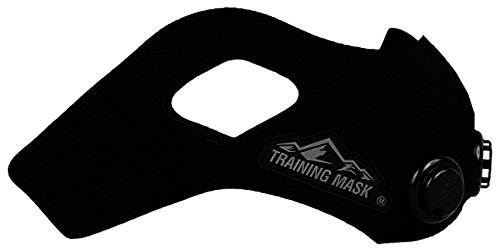 Elevation Training Mask 2.0 Black Edition - Mascara