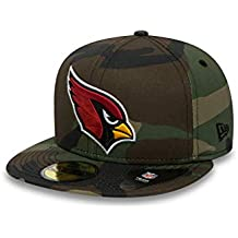 2e13639ef4614 A NEW ERA ERA Era Arizona Cardinals Essential Camo Cap 59fifty 5950 Fitted  Basecap Kappe Men