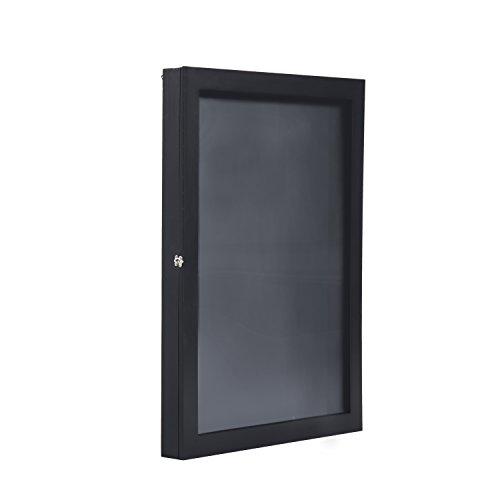 homcom-jersey-frame-display-case-shadow-box-black