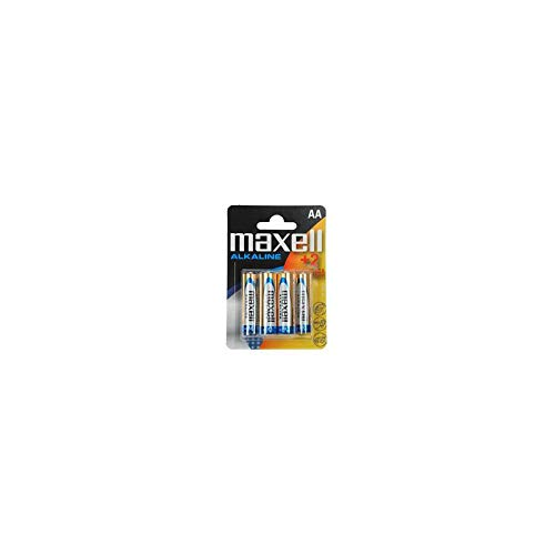 Italy's Cartridge Batterie Maxell AA Alcaline 6 Ministilo