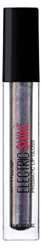 Maybelline New York Electric Shine Lipgloss Nr. 160 Midnight Prism, 5 ml