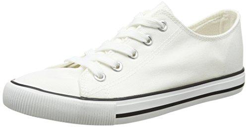 New Look Damen Marker Sneaker White (bianco)