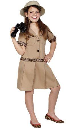 Anzug Safari Kostüm (fyasa 706354-t03Safari Girl Kostüm,)