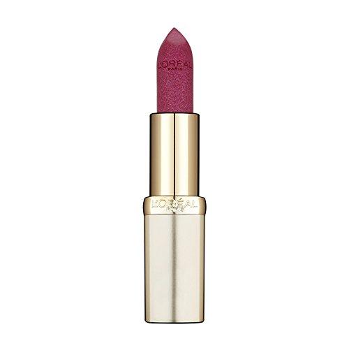 L'Oréal Paris Color Riche in Nr. 287 Sparkling Amethyst, farbintensiver Lippenstift mit...