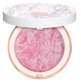 PUPA Veteado Marbleized Pink Blush Blush Maquillaje Y Cosméticos