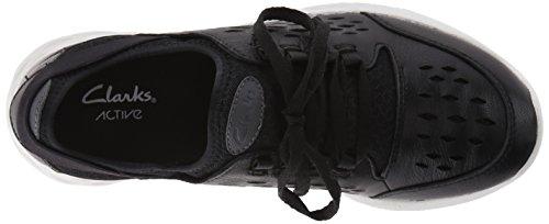 Clarks Seremene Chaussure de marche Black Leather