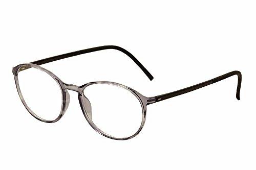 Silhouette Eyeglasses SPX Illusion Fullrim 2889 6052 Grey Tortois 2889-6052-49mm