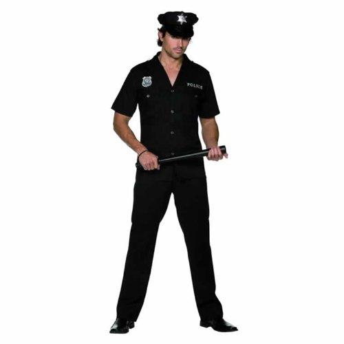 Desconocido Sexy Polizei Kostüm für Herren