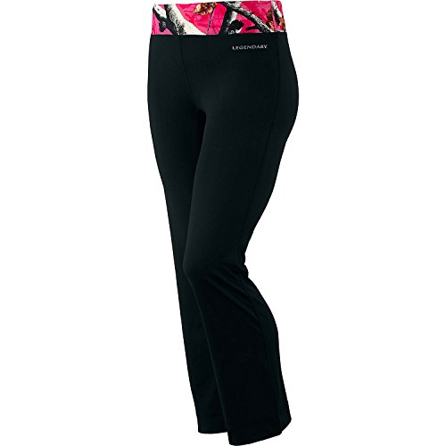Realtree Camo-jagd-hosen (Legendäre WHITETAILS Damen Camo Flex Active Pants XS schwarz)