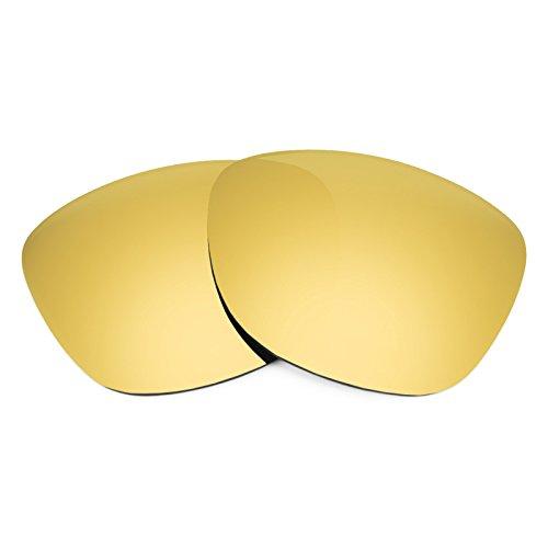 Revant Ersatzlinsen für Spy Optic Cyrus Polarisierung Elite Gold MirrorShield®