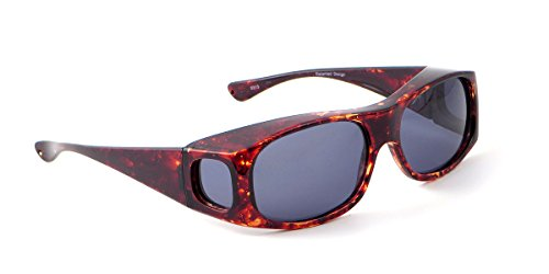 03174e5e5b Jonathan Paul Fitovers L Classic Series in Tortoise and Gray Polarized