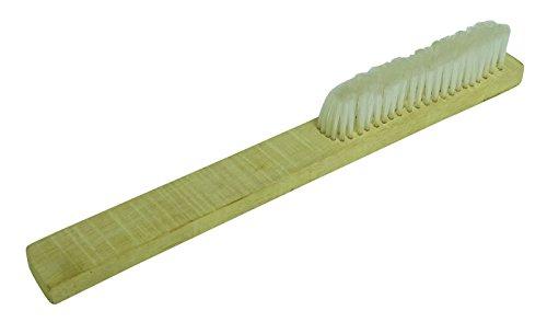 ManOnMoon Nylon Extra attrezzo dei monili setole morbide spazzola per la pulizia di lucidatura
