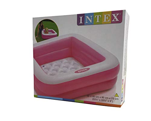 85 x 85 x 23 cm //// Gr/ün Intex Babypool Pool 85 x 85 x 23 cm