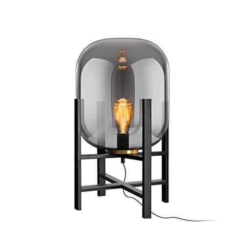 Nordic Postmodernen Industrielle Tisch Licht Für Wohnzimmer LED Glas Tisch Lampen Schlafzimmer Nacht Lampe Glas Leuchten -