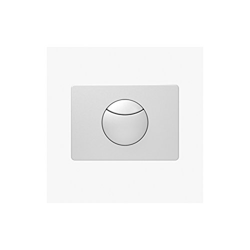 Jimten s-703Original-Fernbedienung Chrom Satin für Spülkasten Registrierung 170/100) grau