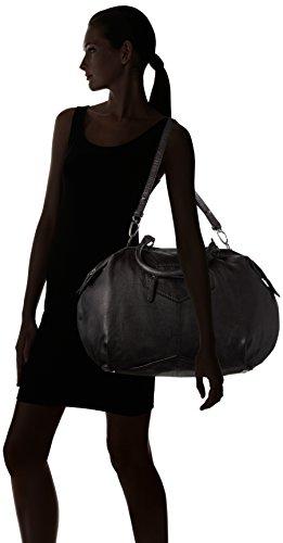 Liebeskind Berlin - Bibala Tgoat, Borsa a spalla Donna Schwarz (nairobi black)