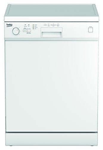 Beko DFL 1441 Geschirrspüler / A+ / 290 kWh/ 12 MGD / Programmablaufanzeige / Watersafe / Halbe Beladung Zusatzfunktion / Schnell und...